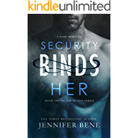 Security Binds Her (A Dark Romance) (The Thalia Series Book 1) (English Edition)
