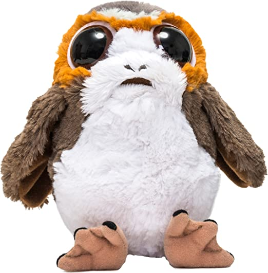 Star Wars 1700020 The Last Jedi Porg (25 cm): Amazon.es: Juguetes ...