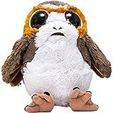 Star Wars 1700020EP VIII en Peluche 17cm–Porgs