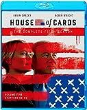 ハウス・オブ・カード 野望の階段 SEASON5 Blu-ray Complete Package