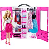 Barbie DMT58 Fashionistas Ultimate Closet Doll, Multi Color