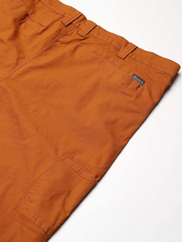 Columbia Men/'s Flex ROC Casual Hiking Pants Comfort Stretch