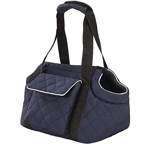Pettom Warm Pet Purse Carrier Cat Dog Travel Tote Shoulder Soft Bag Purse  for Shopping Hiking 148985b3d0b70