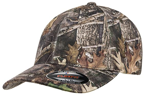 6af342b362d2b Flexfit TrueTimber Kanati Camo Flex Fit Fitted Hat at Amazon Men s ...