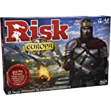 Games - Risk Europa (Hasbro B7409105)