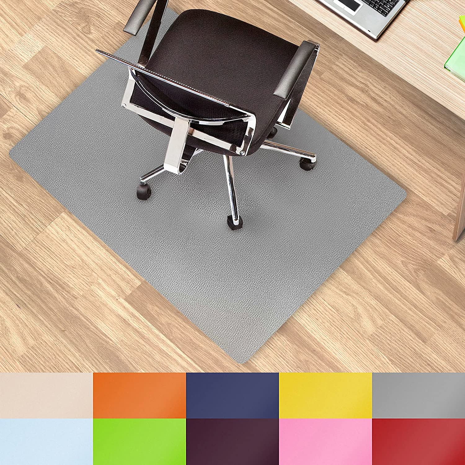 amazon com chair mat for hard floors polypropylene chair floor