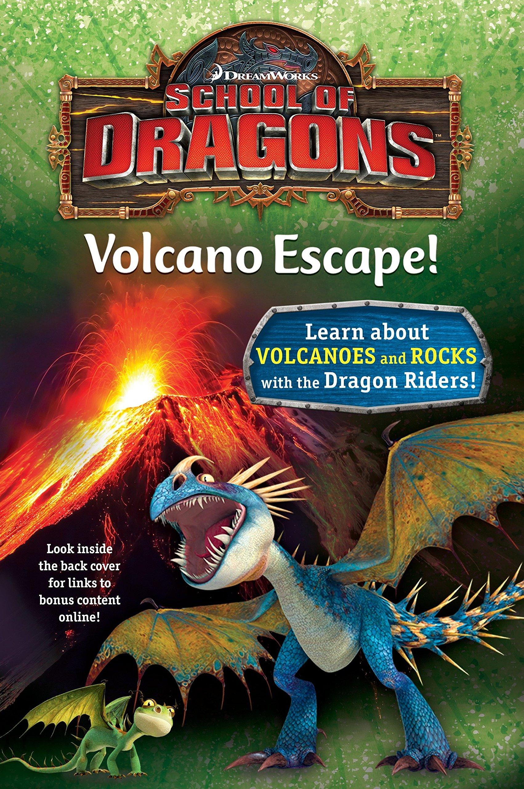 Download School of Dragons #1: Volcano Escape! (DreamWorks Dragons) pdf epub