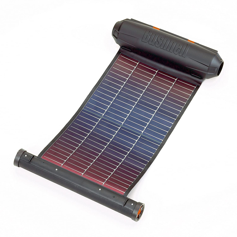 Bushnell Solar Panel Powersync Wrap 250, 2X USB, AC Adapter, PP1025ML