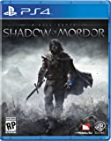 Middle Earth Shadow of Mordor - PlayStation 4 - Standard Edition