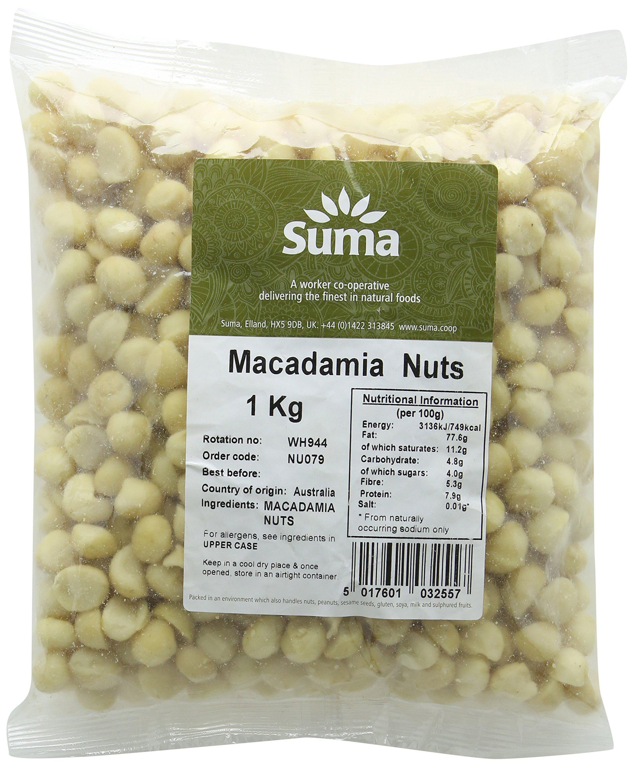 Suma Macadamia Nuts 1 Kg Buy Online In Burkina Faso At Burkinafaso Desertcart Com Productid 49357595