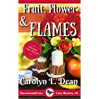FRUIT, FLOWER, and FLAMES: A Ravenwood Cove Cozy Mystery (book 8) (English Edition)