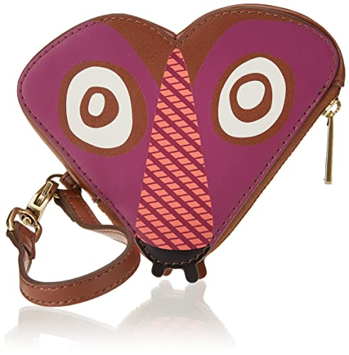 Fossil - Novelty, Monederos Mujer, Braun (Brown), 23.83x2 ...