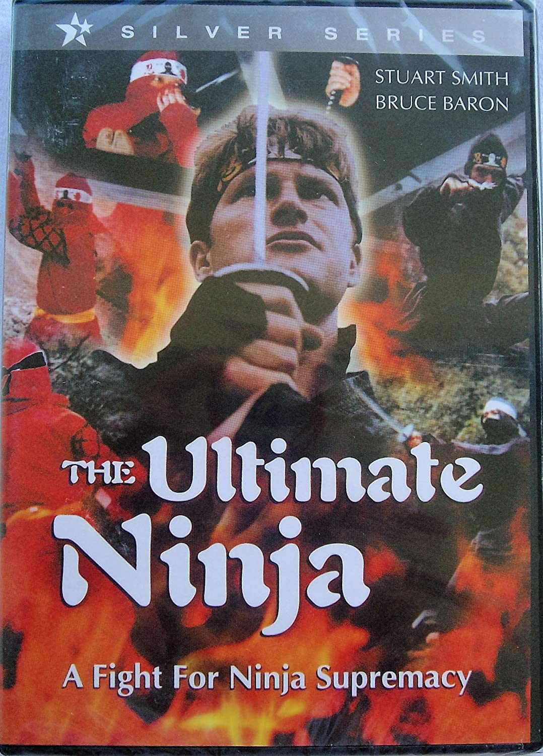Amazon.com: Ultimate Ninja: Bruce Baron, Sorapong Chatri ...