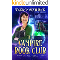 The Vampire Book Club: A Paranormal Women's Fiction Cozy Mystery