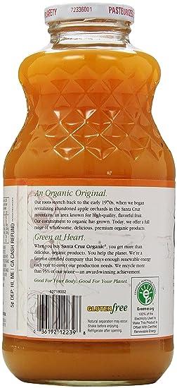 Amazon Com Santa Cruz Organic Concord Grape Juice 1 Quart