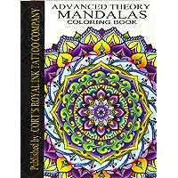 Advanced Theory Mandala Coloring Book
