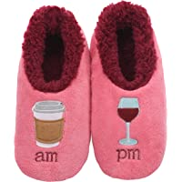 Slumbies! Womens Slippers - Indoor Slippers for Women - Comfortable House Slippers for Women - Fuzzy Slippers - Pairables