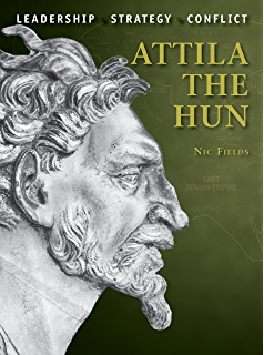 attila the hun leadership traits