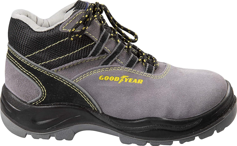 Goodyear Zapatos de Seguridad para Calzado Cruzado y Tejido TG.45 Turquesa