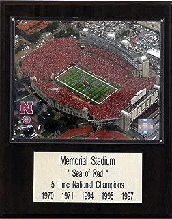 product image for NCAA Football Memorial Stadium (Nebraska) Stadium Plaque