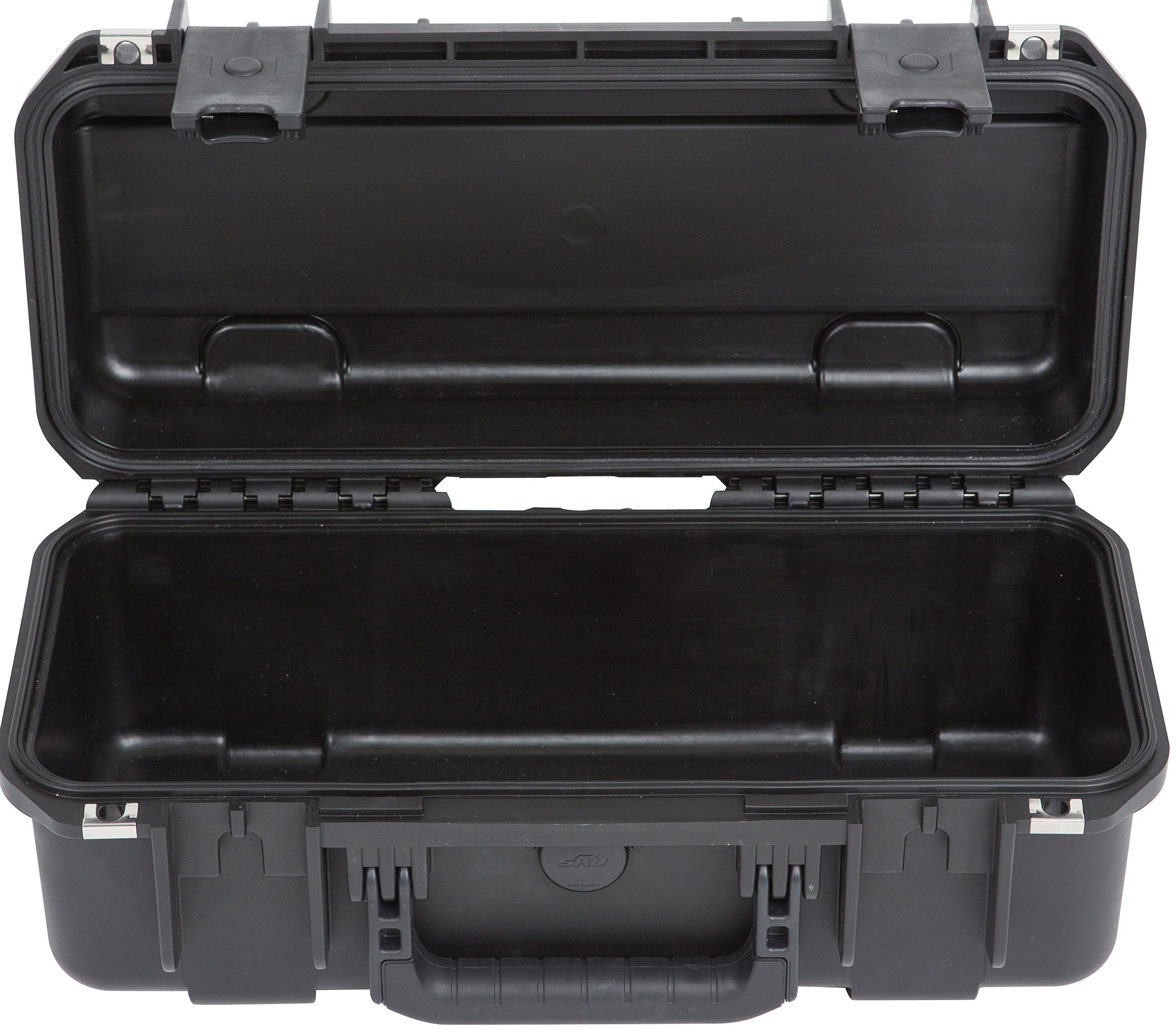 SKB iSeries Waterproof Model 3i-1706-6B-E Utility Empty Case-Gasket-Sealed, Water & dust Tight, Interior L 17'' x W x D 6.5