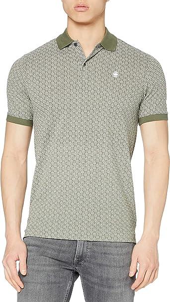 G-STAR RAW Micro Slim Camisa Polo para Hombre: Amazon.es: Ropa
