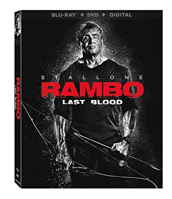 Amazon.com: Rambo: Last Blood [Blu-ray]: Sylvester Stallone ...