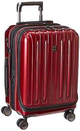 Amazon.com | Delsey Luggage Helium Titanium International 19 ...