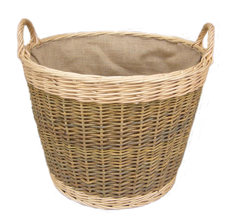 wood baskets amazon co uk