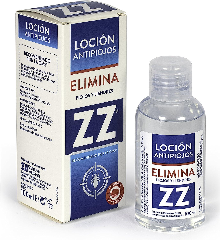 Loción Cupex ZZ Tratamiento Antipiojos, 100 ml
