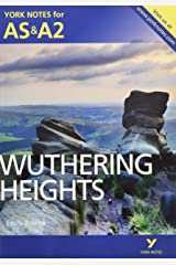 Wuthering Heights: York Notes for AS & A2 (York Notes Advanced) Paperback