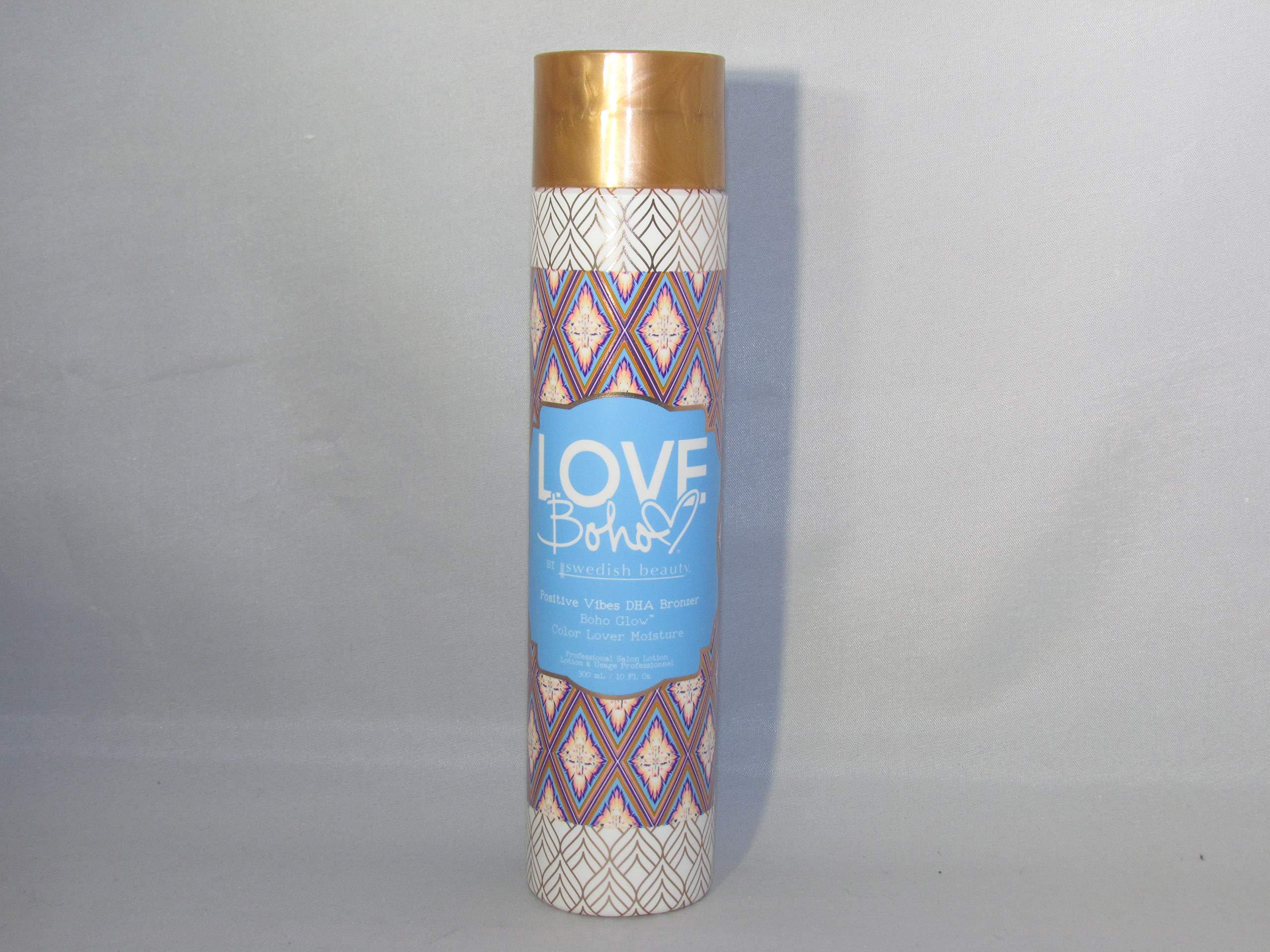 Swedish Beauty LOVE BOHO POSITIVE VIBES DHA Bronzer - 10 oz. by Swedish Beauty