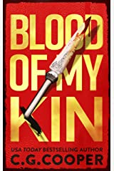 Blood of My Kin (Tom Greer Thrillers Book 2) Kindle Edition