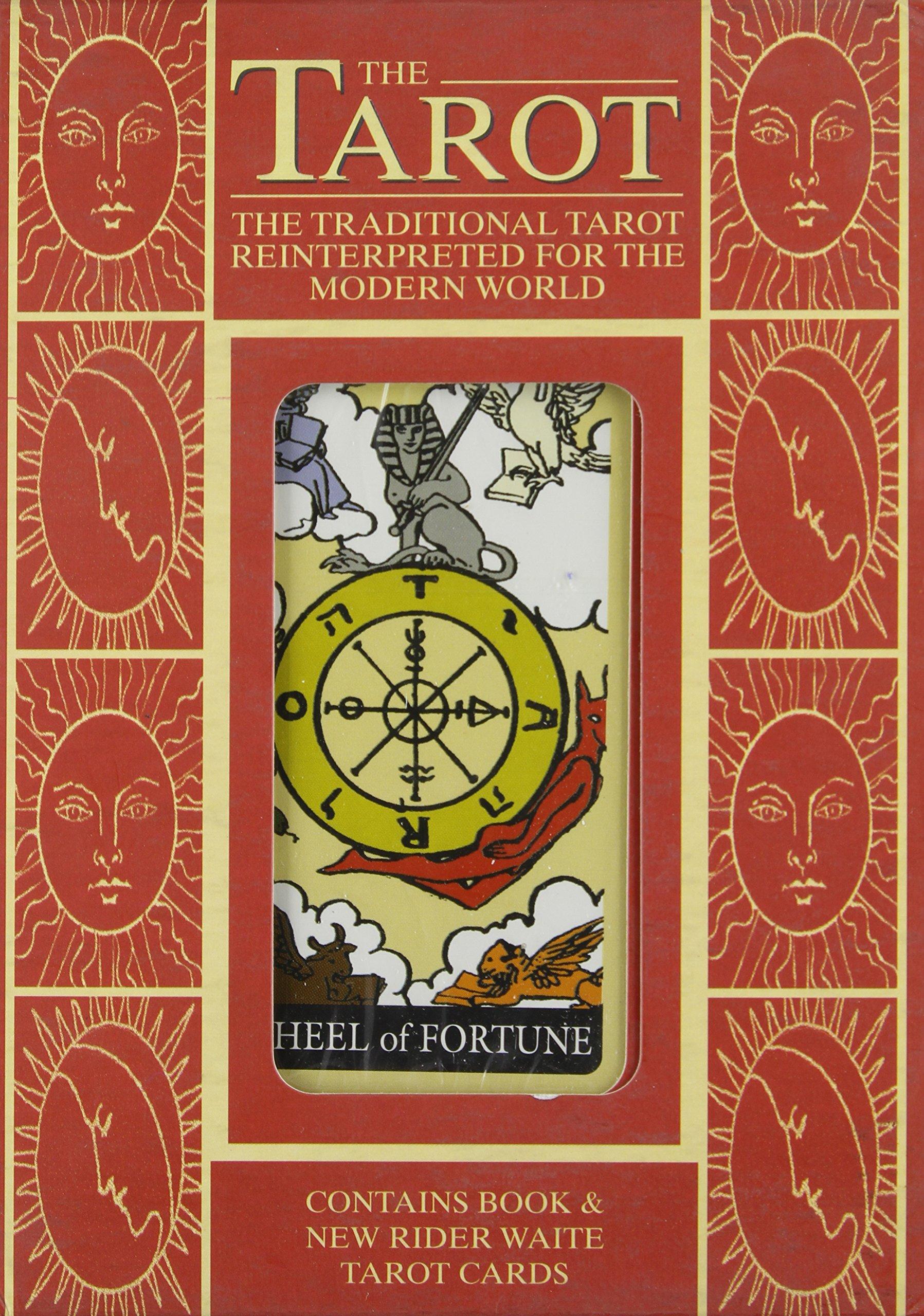 The Tarot Pack: The Traditional Tarot Reinterpreted for the Modern World: Amazon.es: Fronteras, Adam: Libros en idiomas extranjeros