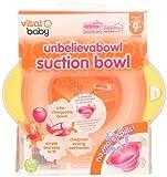 Amazon Price History for:Vital Baby Unbelievabowl Set, Orange