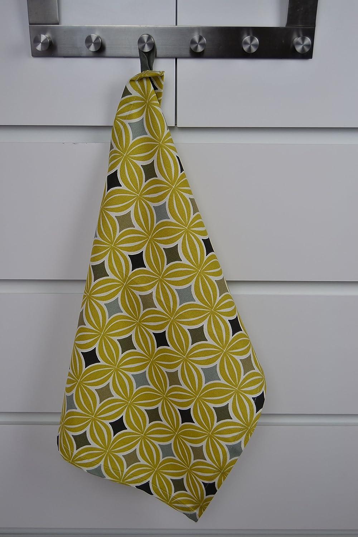 Home Furniture Diy Tea Towels Dishcloths Mcalister Textiles Magda Geometric Terracotta Orange 100 Cotton Tea Towel Set Bortexgroup Com