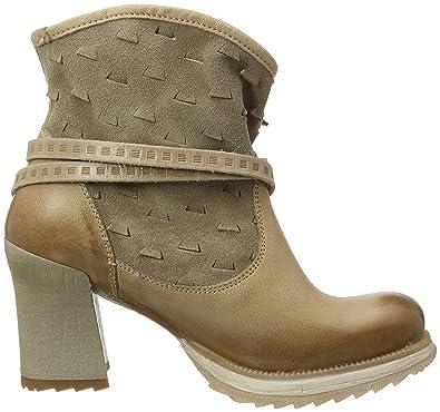 BUNKER Damen Luna Desert Boots mit Pumps, Beige (Sand), 39 EU