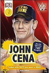 DK Reader Level 2:  WWE John Cena Second Edition (DK Readers Level 2) Paperback