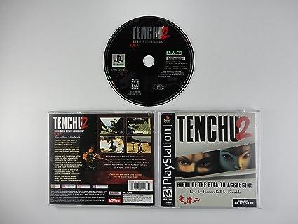 Amazon.com: Tenchu 2: n/a: Video Games