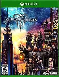 Kingdom Hearts III - Xbox One - Standard Edition