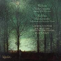 Rubbra & Walton: Viola Concertos