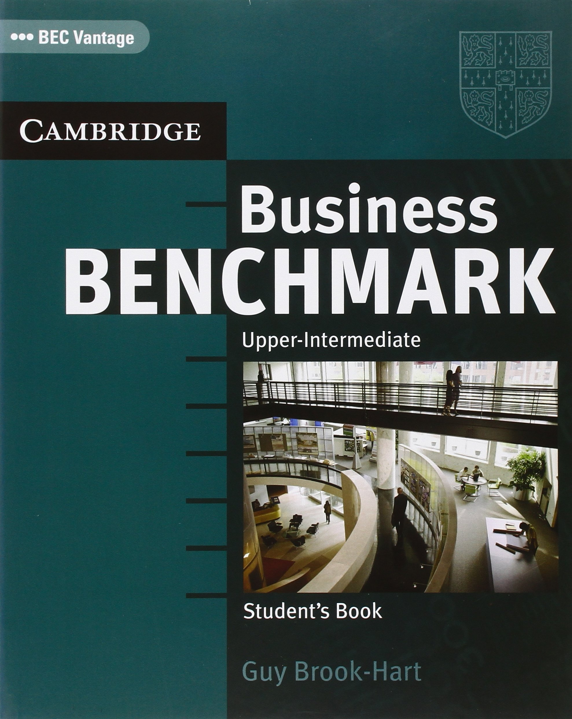 Business Benchmark Upper Intermediate Student's Book BEC Edition:  Amazon.de: Guy Brook-Hart: Fremdsprachige Bücher