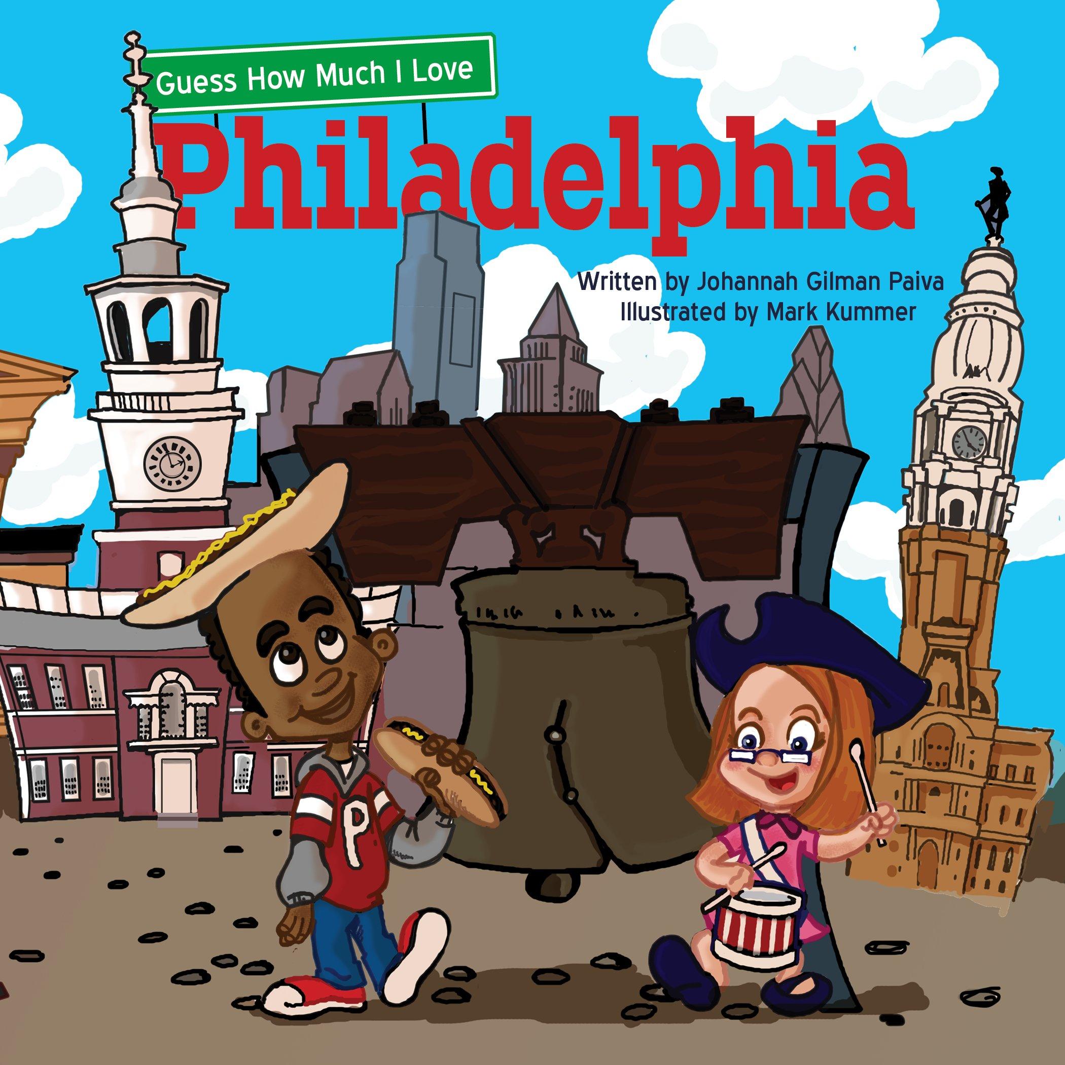Guess How Much I Love Philadelphia PDF