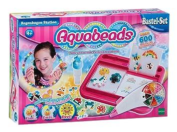 Aquabeads 79318 Kit de joyería para niños - Kits de joyería para niños (Juego de Perlas, 4 año(s), 600 Pieza(s),, Niño, Chica)