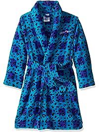 c0abbb052b Calvin Klein Girls  Printed Plush Robe