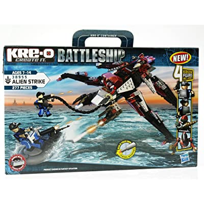KRE-O Alien Strike (38955): Toys & Games
