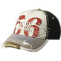 True Religion Mens Bandana Logo Baseball Cap