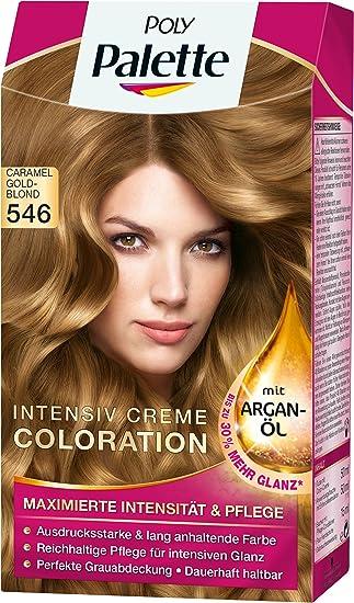 Caramel goldblond haare