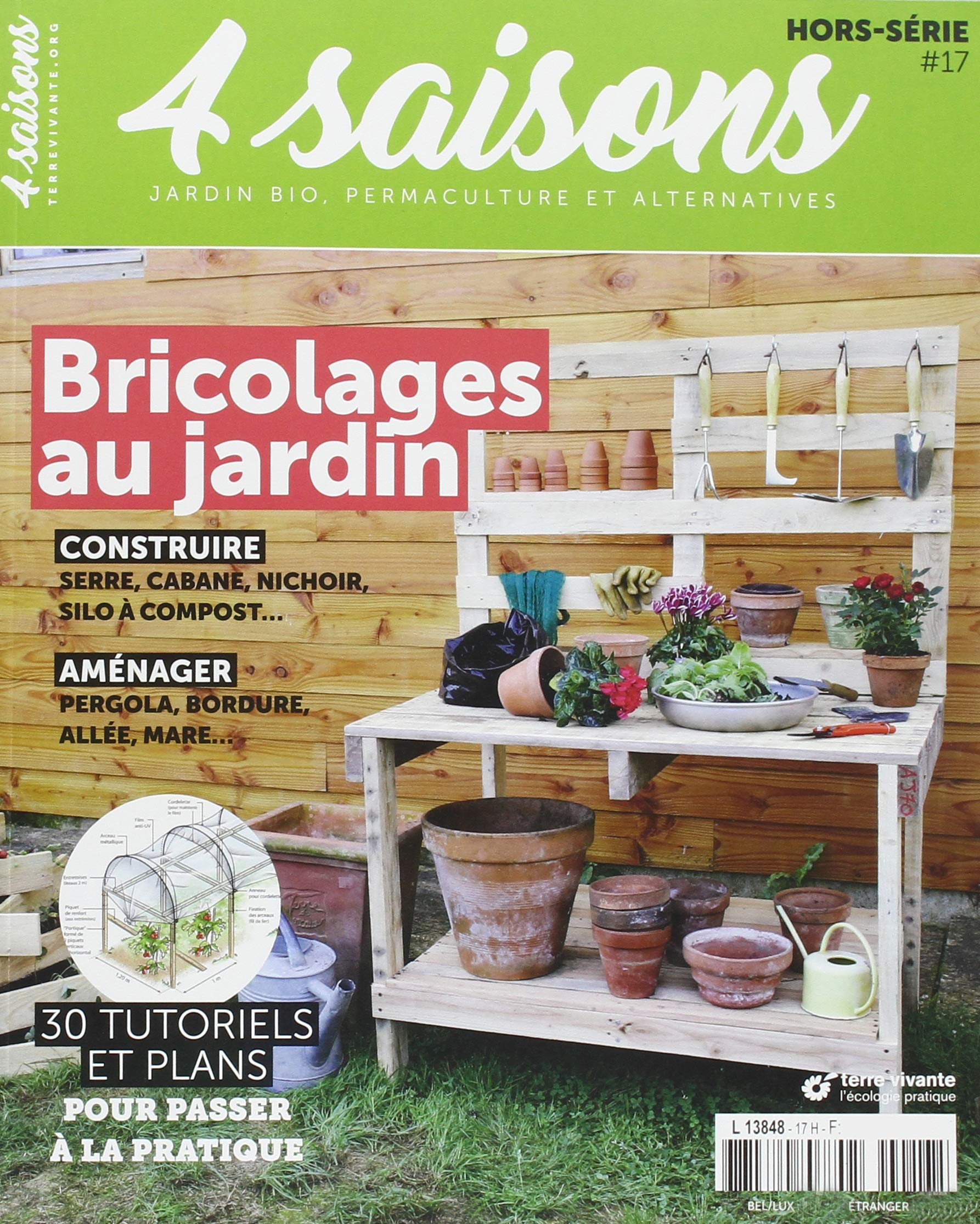 Revue 4 Saisons Hors Serie 17: Amazon.es: Libros en idiomas ...