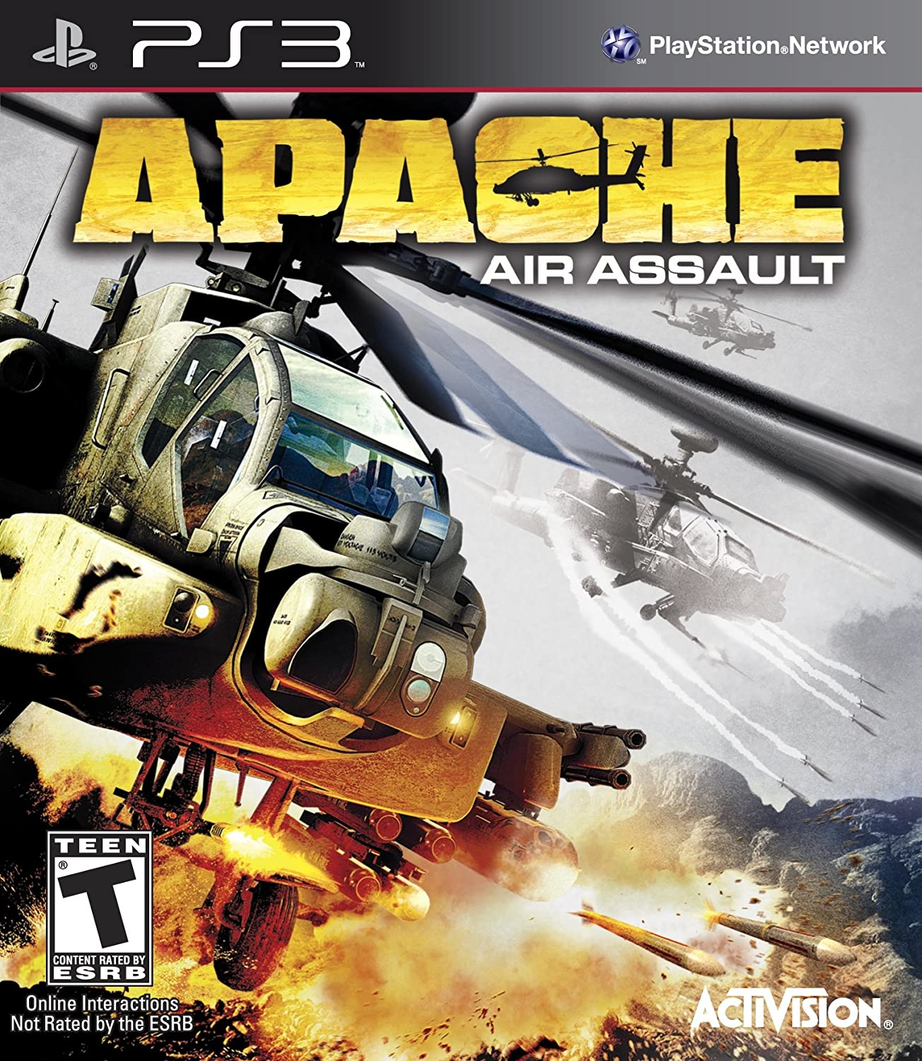 Amazon apache air assault playstation 3 video games sciox Image collections